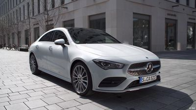 Digital lifestyle - Mercedes CLA Coupe