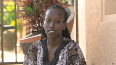 Rwanda: Global Teen Mutoni Favour loves books