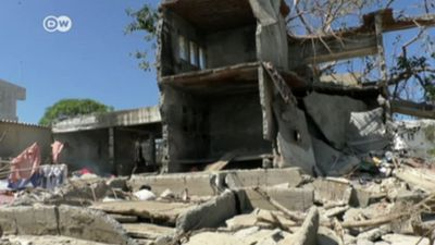 Mozambique: life is hard after the cyclone
