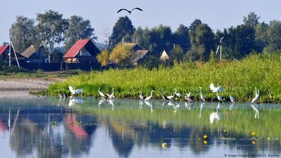 Belarus: E40 Waterway an eco-threat