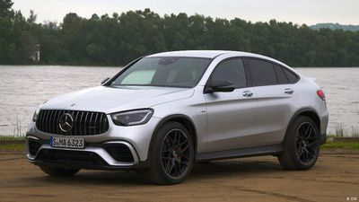 Present it: Mercedes AMG GLC 63 S SUV Coupe