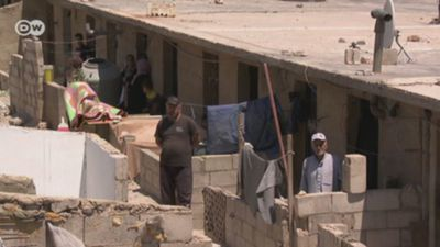 Lebanon: Why Refugees are Destroying their Houses