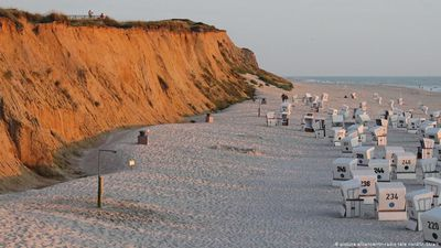 Island hopping: A summer's day on Sylt