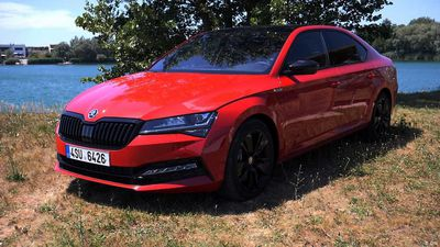 Exquisite: Skoda Superb