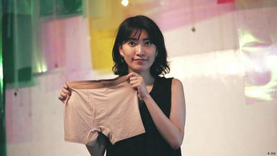 Japanese defy the patriarchy with bras for all