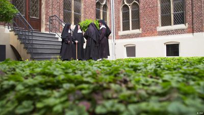 Mariendonk Abbey: A dearth of nuns