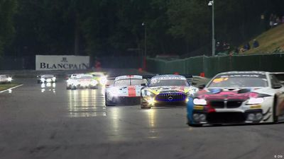 Pushed to the limit: 24-hour race in Spa