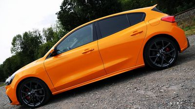 Test it! Ford Focus ST