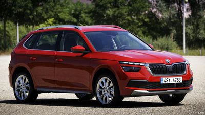 Skoda Kamiq - catching up with a small SUV
