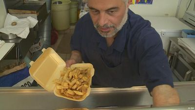 Global Snack: Fish and Chips