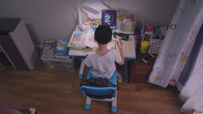 China: All work and no play for kids