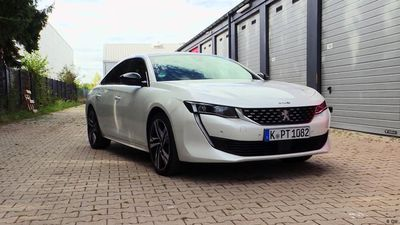 French Chic: Peugeot 508