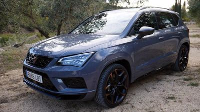 Test it!: Ateca Cupra Limited Edition