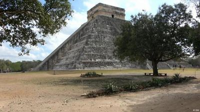 Viewer's Video from Chichen Itza