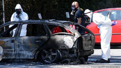 Over 100 Bombings Rock Sweden