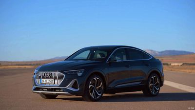 Inside it: Audi e-tron Sportback