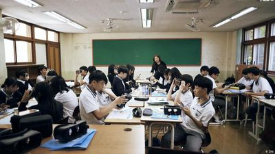 Under pressure: Education in South Korea