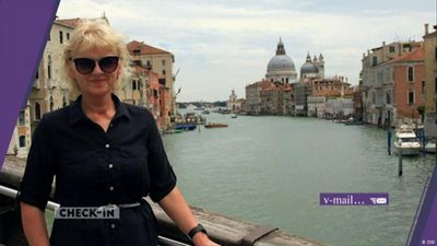 DW viewer visits Venice