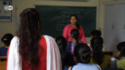 India: Women fight for advancement