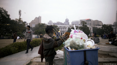 Global Ideas: New life for waste in India