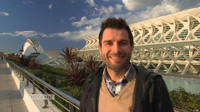 A city tour of Valencia