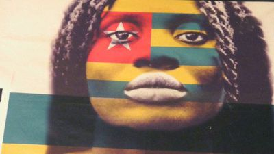 Artists in Togo take up fight against COVID-19