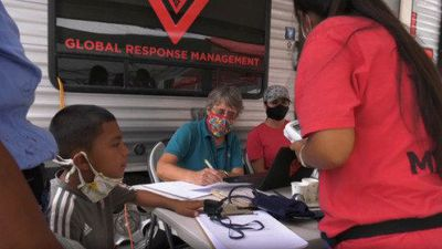 Migrants in Mexico trapped amid coronavirus fears
