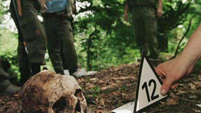 25th anniversary of the Srebrenica massacre