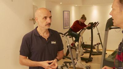 Exercising with illness - talking to our expert