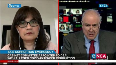 Cabinet committee to deal with COVID-19 tender corruption
