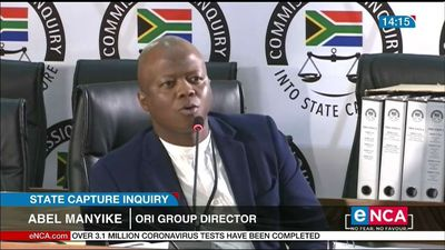 Abel Manyike says R21mil is a reasonable fee for work done