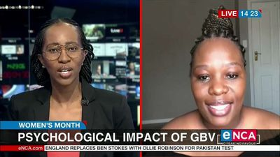 Psychological impact of GBV