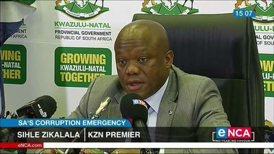KZN's COVID-19 procurement disclosure