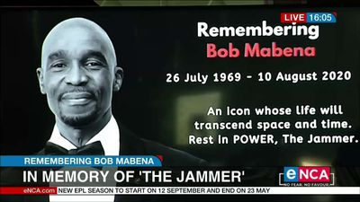 Remembering Bob Mabena The Jammer