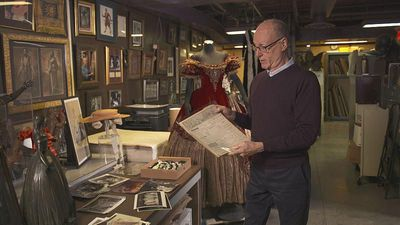 Musica - A tour of the Met's archives and treasures