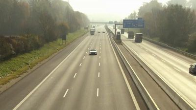 "Good Morning Europe - German Transport Minister says speed limits on autobahns ""against common sense"""