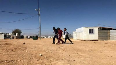 Good Morning Europe - Zaatari's children: poverty, conflict and displacement in refugee camp