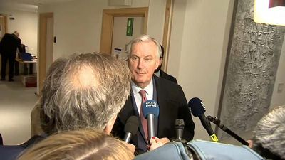 World News - EU is united behind the deal it already has negotiated with UK: Barnier