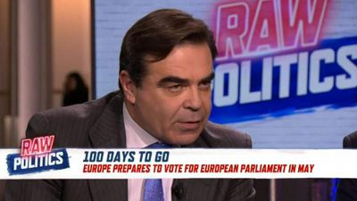 Raw Politics - Lead-in to EU Elections 2019 special coverage