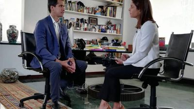 World News - 'I'm ready to die for my country's future,' Juan Guaido tells Euronews
