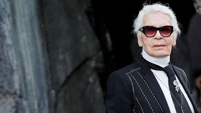World News - Karl Lagerfeld, iconic German fashion designer, has died, according to source at Chanel