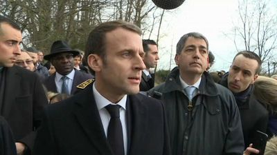 Good Morning Europe - Current and former presidents condemn French anti-semitism