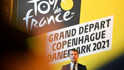 World News - Tour de France 2021: Copenhagen to host start of world's biggest bike race