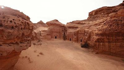 Inspire Middle East - Why is Al-Ula paving the way towards tourism in Saudi Arabia?
