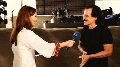 Inspire Middle East - Winter at Tantora: music festival brings Yanni and other stars to Saudi Arabia