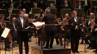 Musica - Sir Antonio Pappano and Benjamin Bernheim enchant London with Puccini's 'Messa di Gloria'