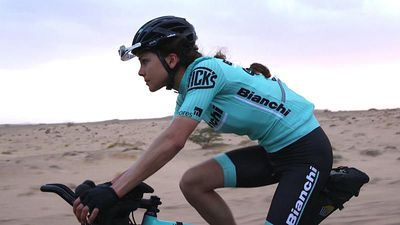 Inspire Middle East - Turbo women: cyclists show their endurance in BikingMan Oman