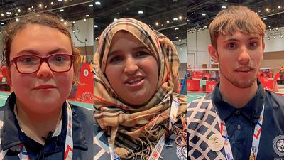 World News - Special Olympics: People of Determination, from athletes to officials