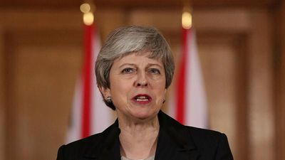 World News - Brexit: May goes to Brussels to meet EU leaders