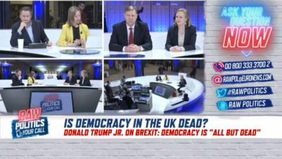 Raw Politics - Your call in full: 'Dead democracy' in the UK and Viktor Orban